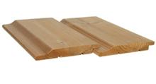 Tepelně upravené dřevo ThermoWood – profily pro venkovní obklady budov