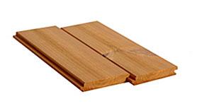 Tepelně upravené dřevo ThermoWood - interiérové a saunové obklady